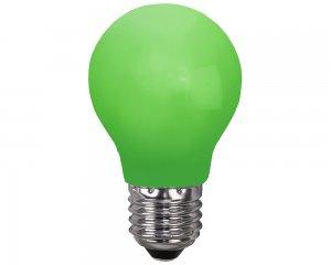 Decoration LED Grön PC-plast E27