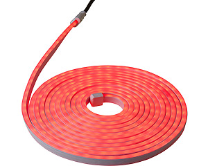 Ljusslang Neoled Röd