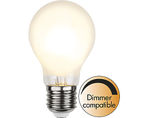 LED-lampa E27 A60 Frosted Filament (2700k/42w)