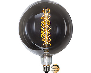 LED-lampa E27 G200 Industrial Vintage, 2000k X-Big