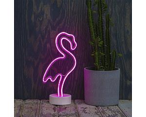 NeonLight Flamingo 32 cm