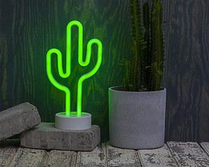 NeonLight Kaktus 29 cm