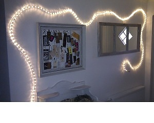 LED Ljusslang 180 ljus, 6 meter