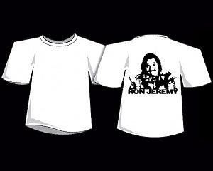 T-shirt - Ron Jeremy