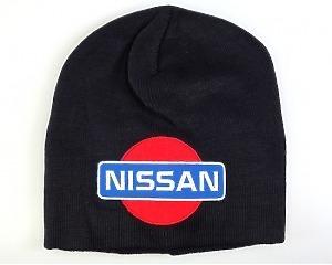 Mössa Patch - Nissan