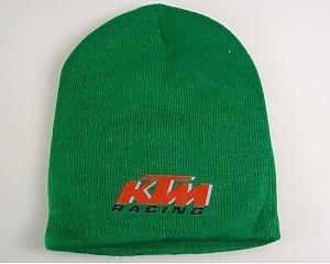 Mössa - KTM grön