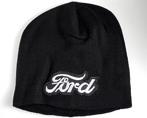 Mössa Patch - Ford Svart-Vit