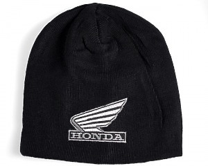 Mössa Patch - Honda - Svart-Vit