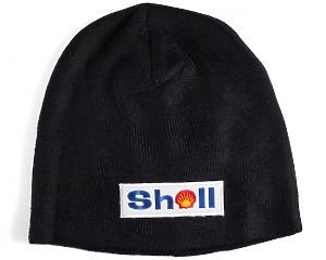 Mössa Patch - Shell Logo Text