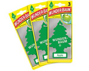 Wunderbaum 3-pack, Äpple