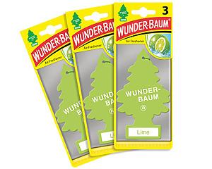 Wunderbaum 3-pack, Lime