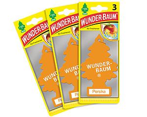 Wunderbaum 3-pack, Persika
