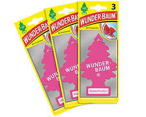 Wunderbaum 3-pack, Water Melon