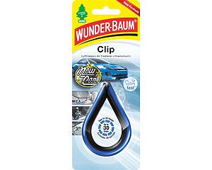 Wunder Baum Clip - New Car Scent