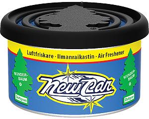 Fiber Can, New Car - Wunderbaum