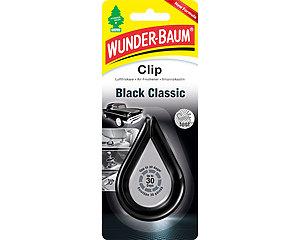 Wunder Baum Clip -  Black Classic