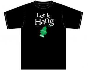 Wunder Baum T-shirt - Let it Hang