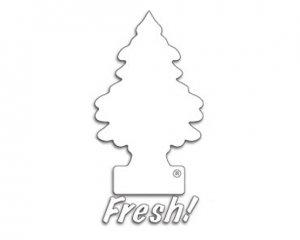Wunder-Baum Vinyldekal