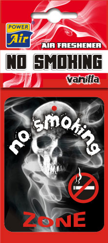 No Smoking Skull - Doft