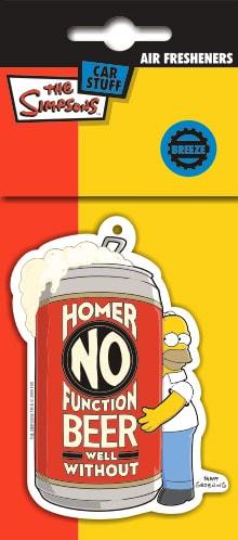 Simpsons - Homer Beer