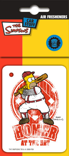 Simpsons - Homer At the Bat