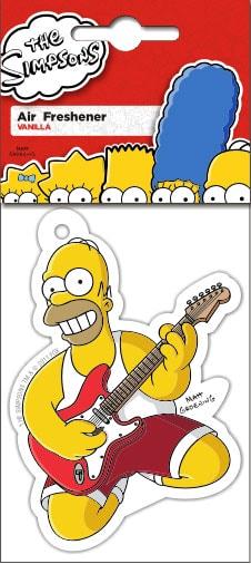 Simpsons homer guitar bilstyling - Homer simpson nu ...