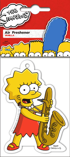 Simpsons - Lisa