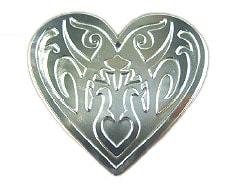Krom-emblem - Heart