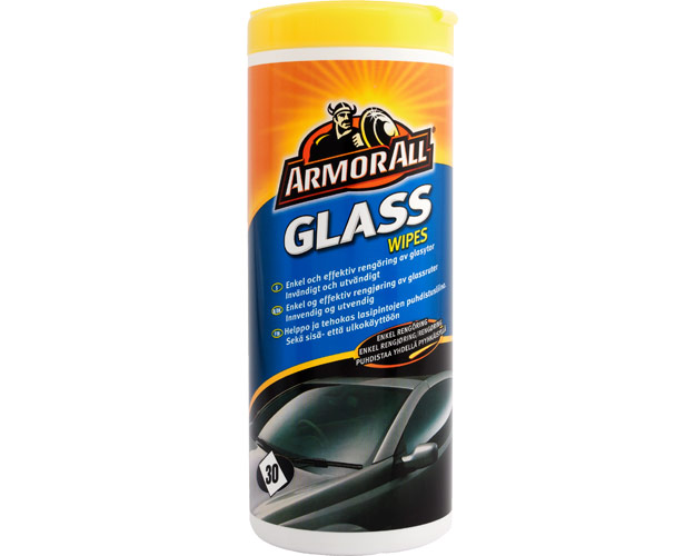 Armor All - Glass Wipes