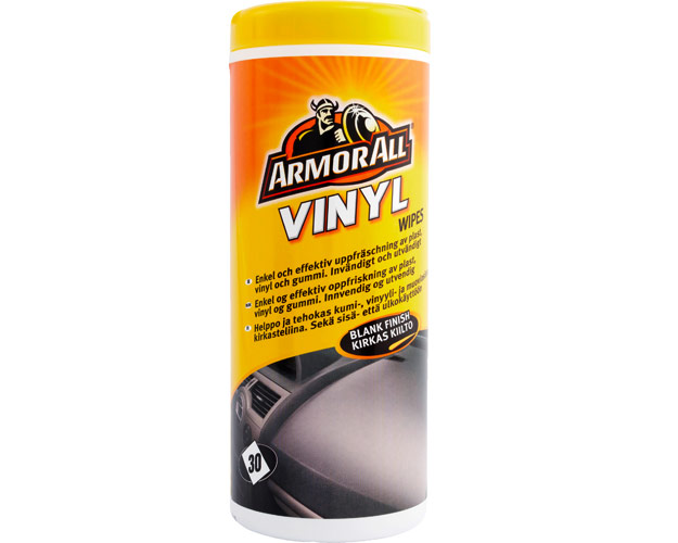 Armor All - Vinyl Blank Wipes