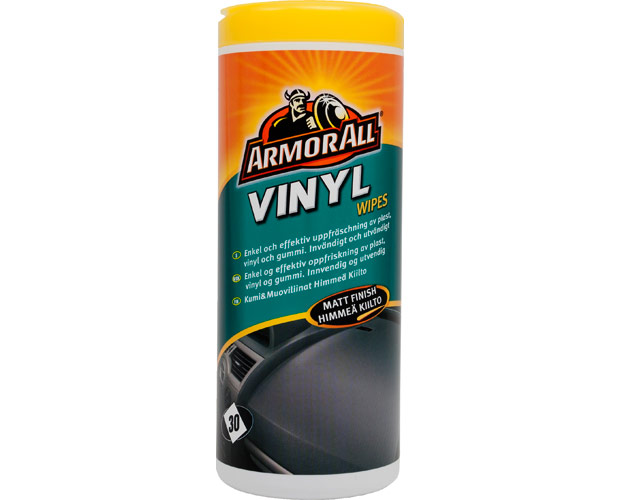 Armor All - Vinyl Matt Wipes