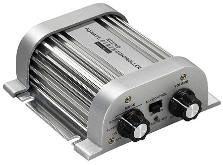 Sound Device Controller – Ljudsensor