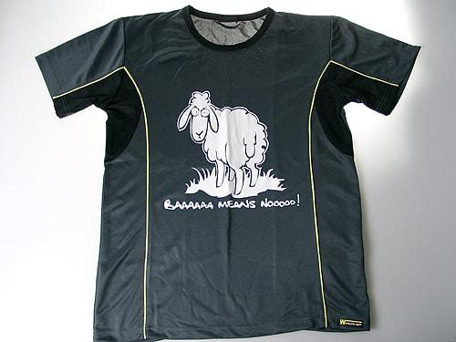 roliga tröjor med tryck