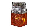Front Corner Lamp vit/orange Volvo 740 84-89, 760 82-87