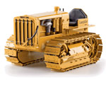 CAT 22 Bandtraktor veteran-cat