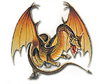 Flying Dragon - Dekal