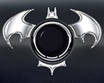 Batman - Metal Emblem