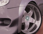 Alu Wheel Trim Gear-Wheel