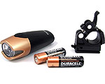 Bike Light Front - Duracell