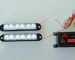 Mer info om LED Light Bar 3 Functions
