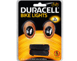 Bike Light Front & Back - Duracell