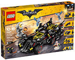 Mer info om LEGO The Batman Movie 70917, The Ultimate Batmobile
