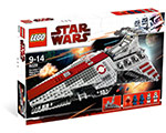 Mer info om LEGO Star Wars Venator-Class Republic Attack Cruiser 8039