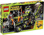 LEGO Power Miners 8964 Titanium Command