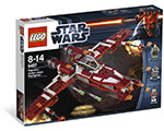 Mer info om LEGO Star Wars Republic Striker-class Starfighter 9497
