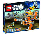Mer info om LEGO Star Wars Anakin Skywalker and Sebulba's Podracers 7962