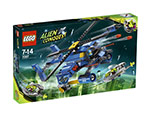 LEGO Alien Conquest 7067 Jethelikopterstrid