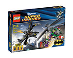 Mer info om LEGO Batwing Battle Over Gotham City 6863