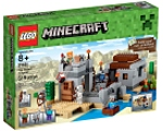 LEGO Minecraft 21121, The Desert Outpost
