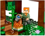 LEGO Minecraft 21125, The Jungle Tree House